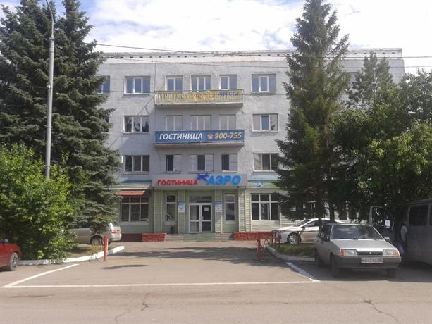 Aero Hotel Omsk - dream vacation