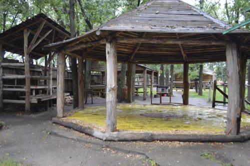 Знаменская Богатырская Застава Holiday Park