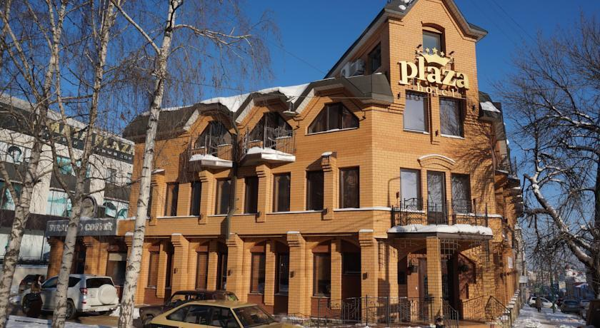 Гостиница Плаза