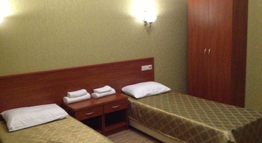 George Hotel Prikubanskiy District - dream vacation