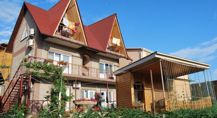 Гостевой дом В Гостях у Кисс