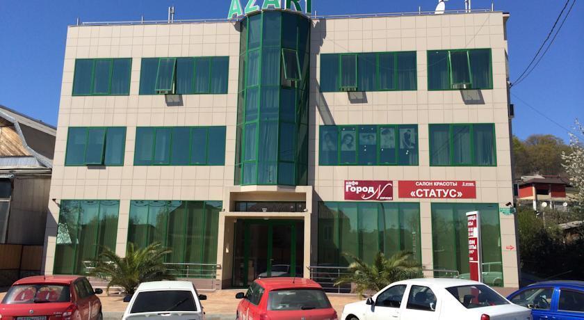 Отель Azari