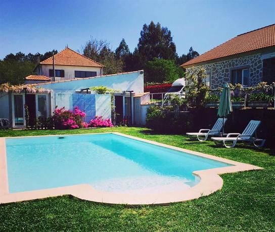 Quinta das Leiras- Rubiaes - dream vacation