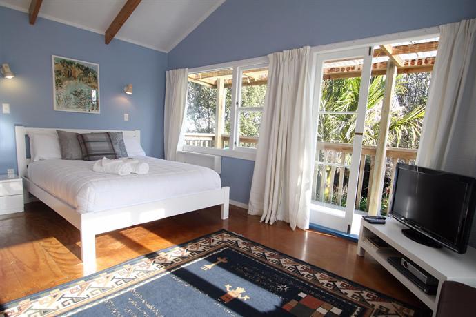 Fern Lodge Coromandel - dream vacation