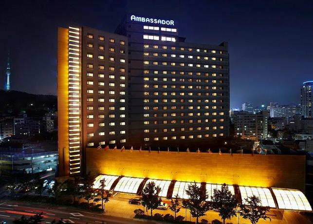 Grand Ambassador Seoul associated with Pullman - dream vacation
