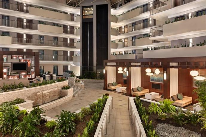 Embassy Suites Hotel Atlanta Airport - dream vacation