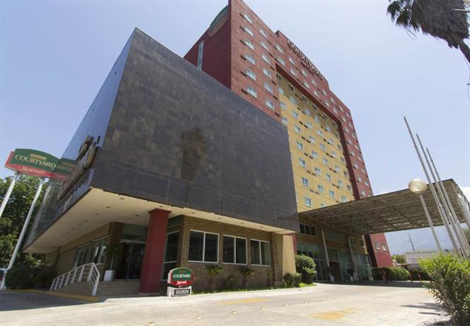 Courtyard Hotel San Jeronimo Monterrey - dream vacation