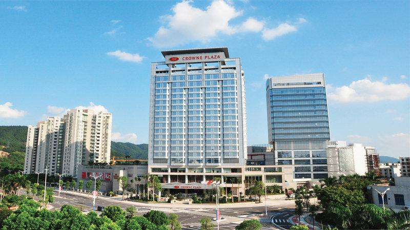 Crowne Plaza Wing On City Zhongshan Hotel - dream vacation