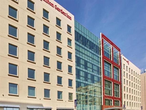 Hilton Garden Inn Dubai Mall Of The Emirates Compare Deals