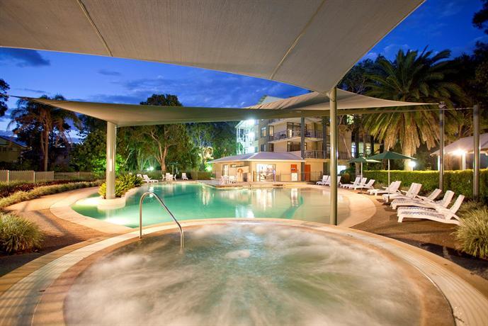 Wyndham Vacation Resort Flynns Beach