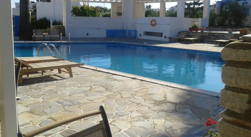 Drios Paros Luxury Hotel - dream vacation