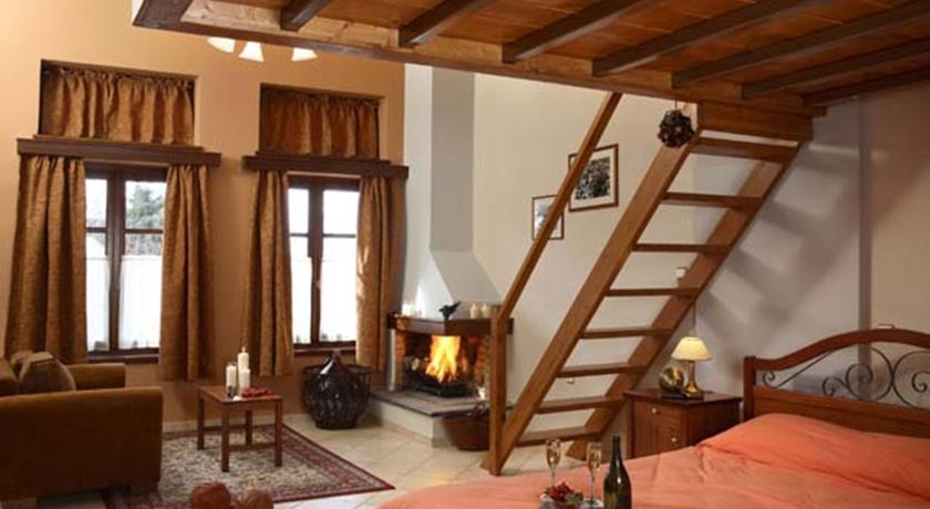 Ef Zin Studios & Suites Hotel Arachova - dream vacation