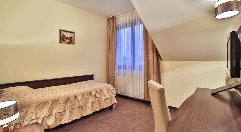 Hotel Bialy Dom Rybnik Silesia Province - dream vacation