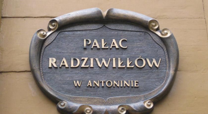 Palac Mysliwski w Antoninie - dream vacation