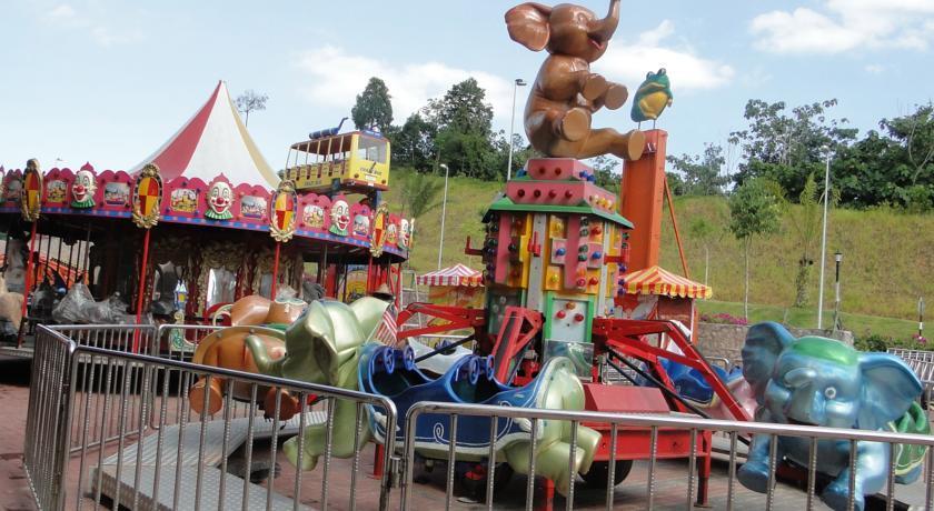 Caribbean Bay Resort Bukit Gambang Resort City - dream vacation