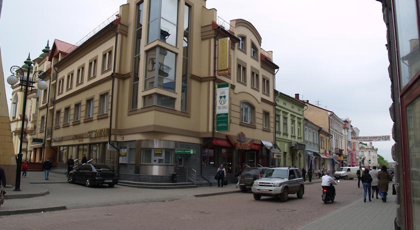 Atrium Hotel Ivano-Frankivsk - dream vacation