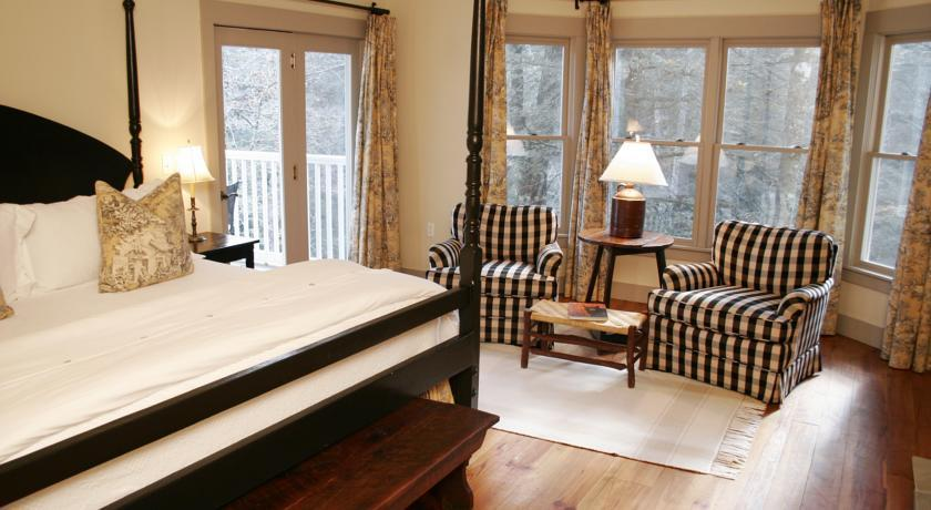 The Inn at Half Mile Farm - dream vacation