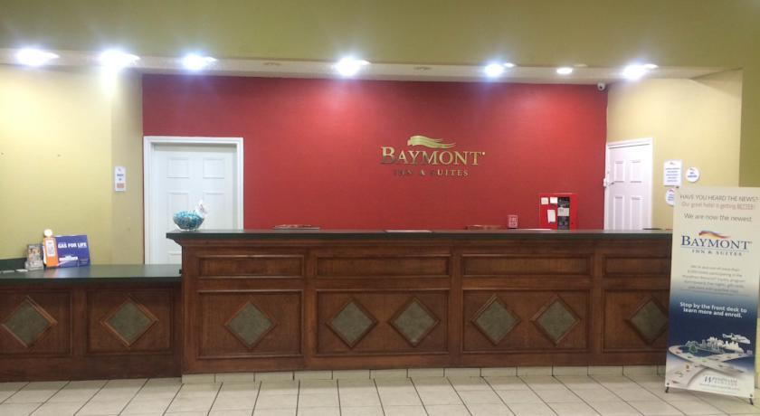 Baymont Inn And Suites Marshall, TX