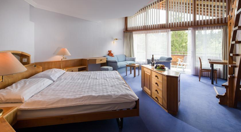 Waldhaus Flims Flims - dream vacation