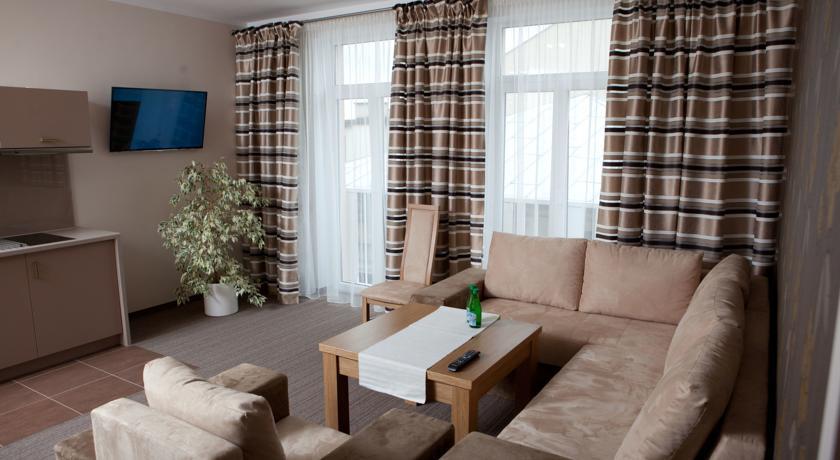 Pokoje i apartamenty Mazurek - dream vacation