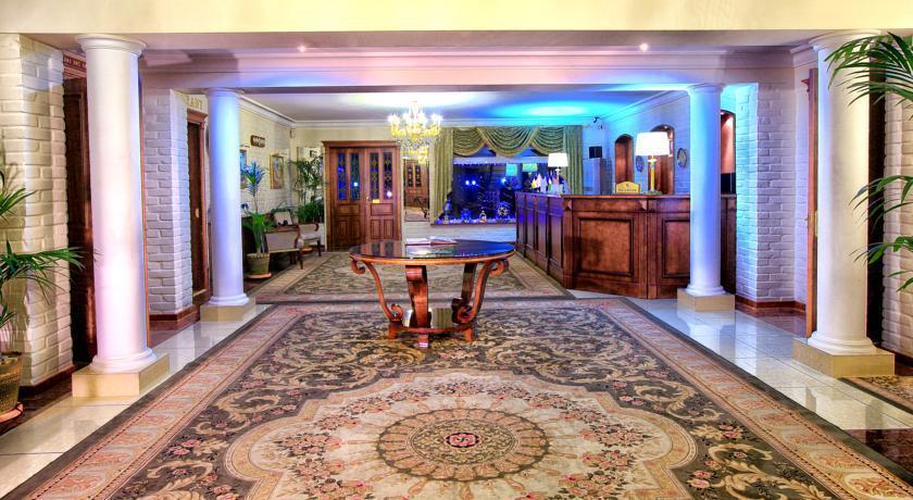 Sharq Hotel Tashkent - dream vacation