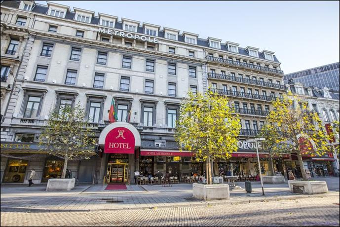Metropole Hotel Brussels - dream vacation