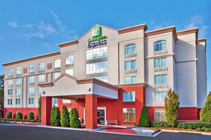 Holiday Inn Express Marietta-Atlanta Northwest - dream vacation