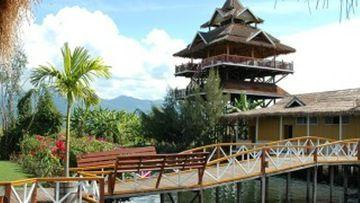 Paramount Resort Inle Lake - dream vacation