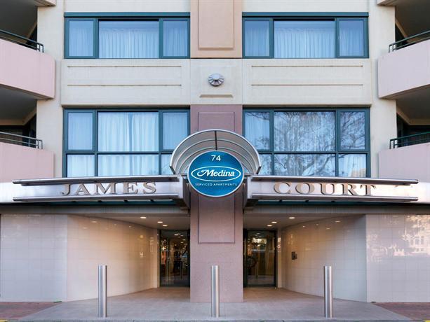 Medina Serviced Apartments Canberra James Court - dream vacation