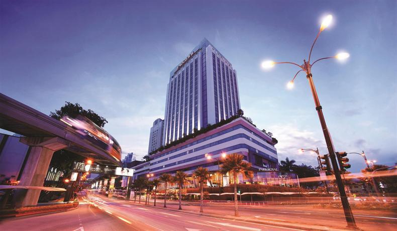 Parkroyal Kuala Lumpur - dream vacation
