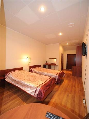 Гостиница Акварель