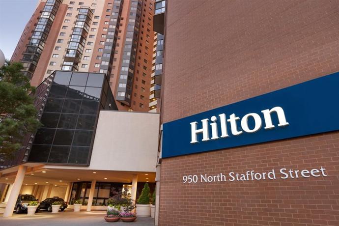 Hilton Arlington - dream vacation