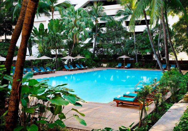 Anantara Siam Bangkok Hotel - dream vacation