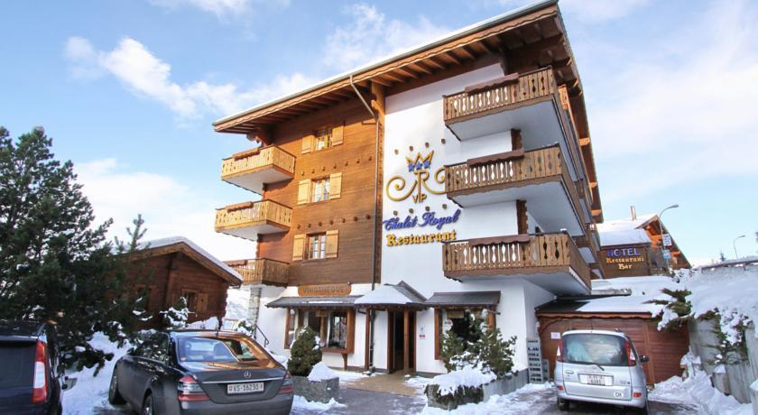 Hotel Chalet Royal - dream vacation