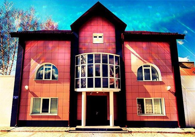 Versal Hotel Krasnoyarsk - dream vacation