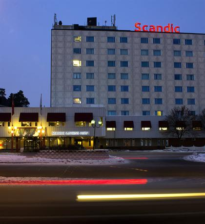 Scandic Kungens Kurva - dream vacation