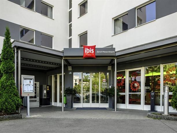 Ibis Zurich Messe Airport - dream vacation