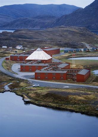 Scandic Nordkapp - dream vacation