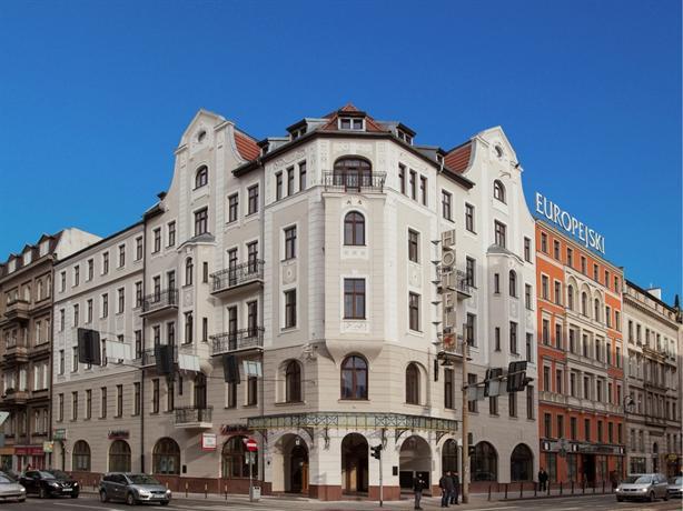 Europejski Wroclaw Centrum - dream vacation