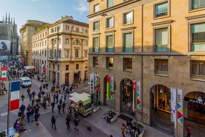 The Duomo Suites Milan - dream vacation