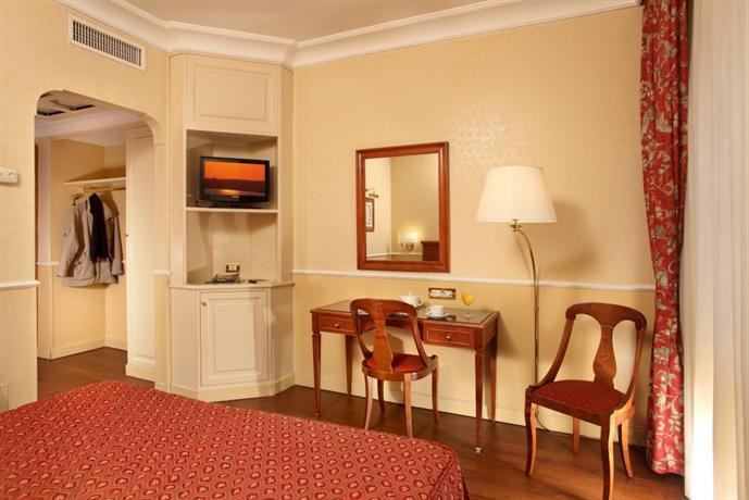 Cristoforo Colombo Hotel Rome - dream vacation
