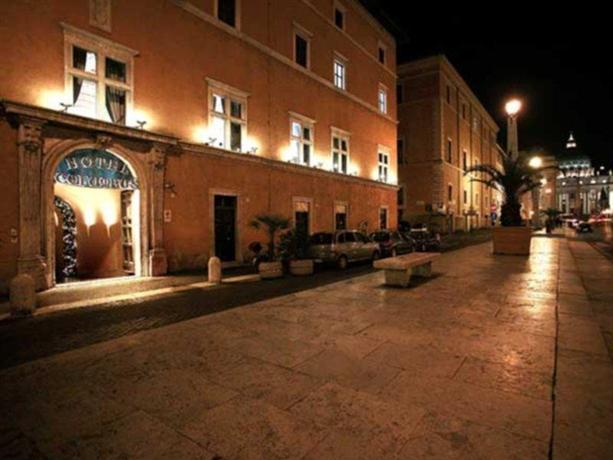 Columbus Hotel Rome - dream vacation
