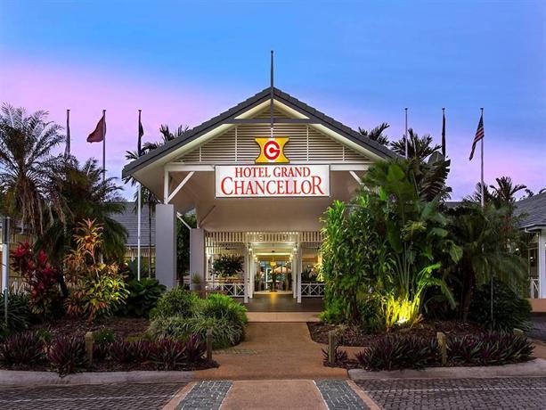 Photo: Hotel Grand Chancellor Palm Cove