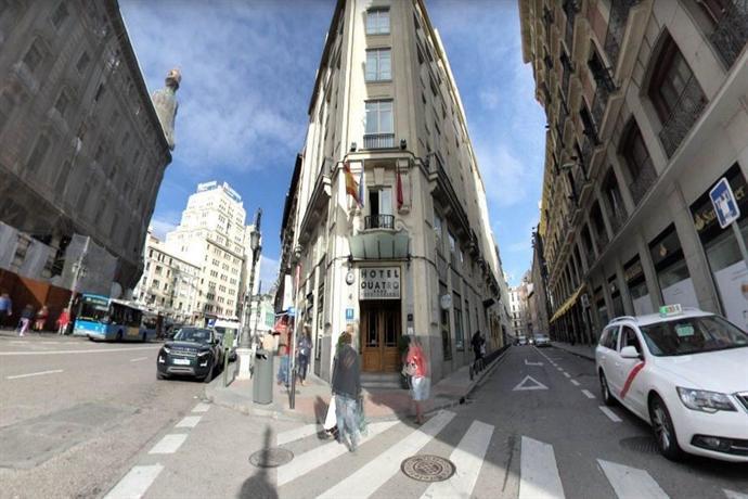 Hotel Quatro Puerta del Sol - dream vacation