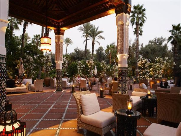 La Mamounia Marrakech - dream vacation