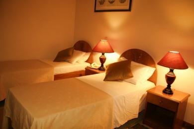Sunshine Hotel Asmara - dream vacation