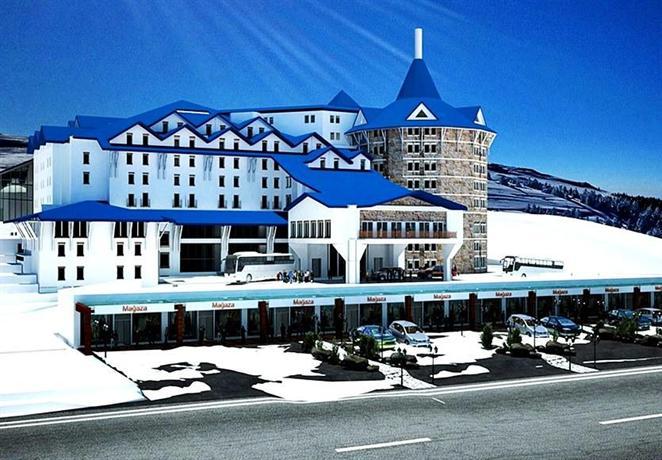 Bof Hotel Uludag Ski & Convention Resort - dream vacation