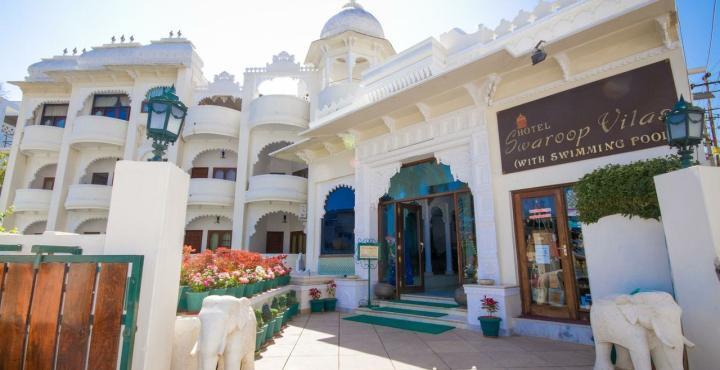 Hotel Swaroop Vilas - dream vacation