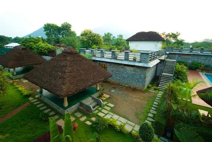Sparsa Resort Thiruvannamalai - dream vacation