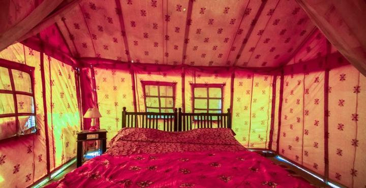 Royal Camps Jaisalmer - dream vacation